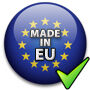 európai gyártmány